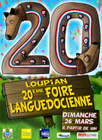 20 eme foire languedocienne loupian traditions languedoc