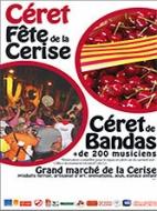 Fête de la cerise - Céret - Pyrénées Orientales.
