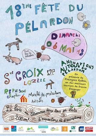 Fête du Pélardon - Sainte Croix Vallée Française