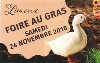 Foire au gras de Limoux - Aude.