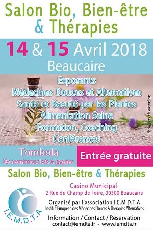 Languedoc roussillon occitanie agenda manifestations et for Salon bio nimes