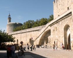 Tour Constance - Aigues-Mortes