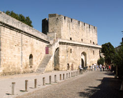 Remparts d'Aigues Mortes - Gard