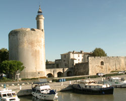 Tour Constance - Aigues-Mortes - Gard