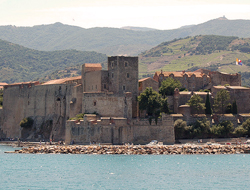le Château Royal de Collioure.