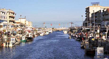 Visiter palavas les flots villes villages tourisme h rault - Office de tourisme de palavas les flots ...