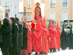 Procession de la Sanch - Perpignan