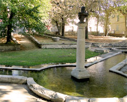 Fontaine Saint Bonnet du Gard
