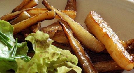 Recette Frites de Navets du Pardailhan caramélisés Cuisine