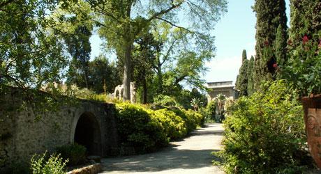 Le jardin des plantes montpellier site touristique h rault - Jardin des plantes de montpellier ...
