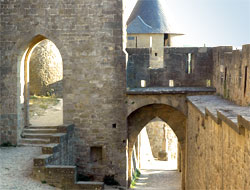 Remparts - Carcassonne