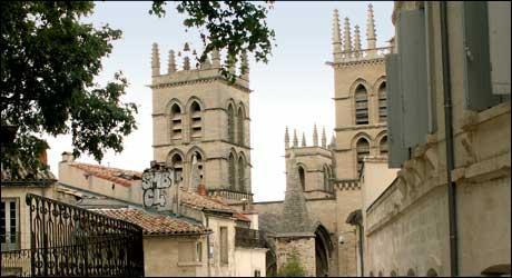 Cath drale saint pierre montpellier site touristique h rault escapadeslr - Cathedrale saint pierre de montpellier ...